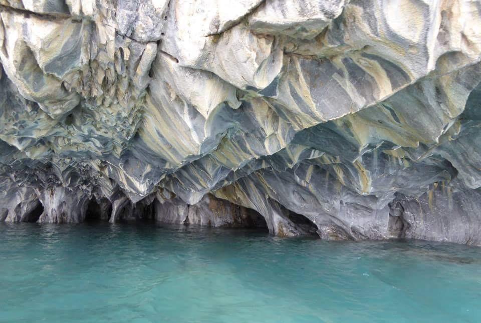 מערות השיש ריו טרנקילו